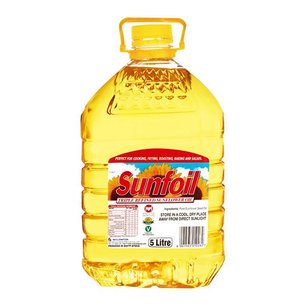 5L Edible Oil