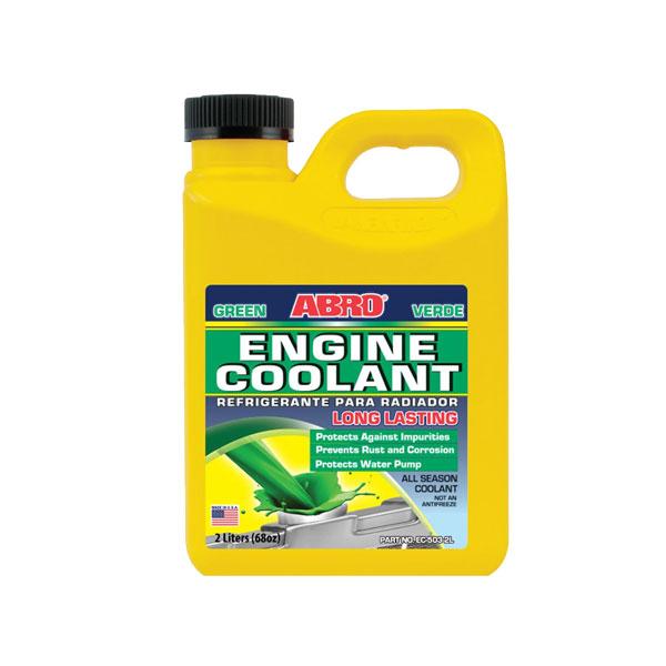 Antifreeze Engine Coolant Bottle