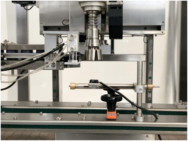 Automatic Continuous Capping Machine Details