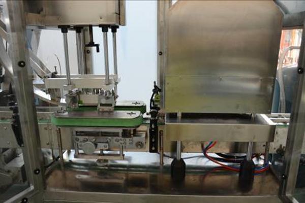 Automatic Cap Vacuum Capping Machine Details