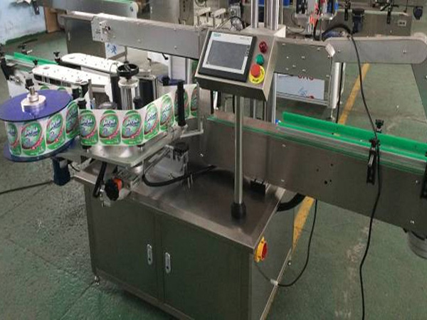 Automatic-Double-Sided-Labeling-Machine-Details