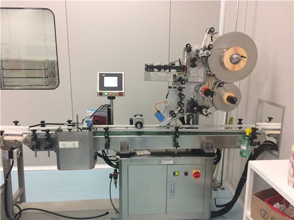 Automatic Flat Top Self-Adhesive Labeling Machine Details