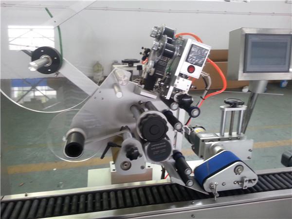 Automatic Horizontal Vial Sticker Labeling Machine Details