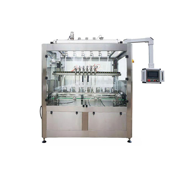Automatic Linear Rotor Pump Filling Machine