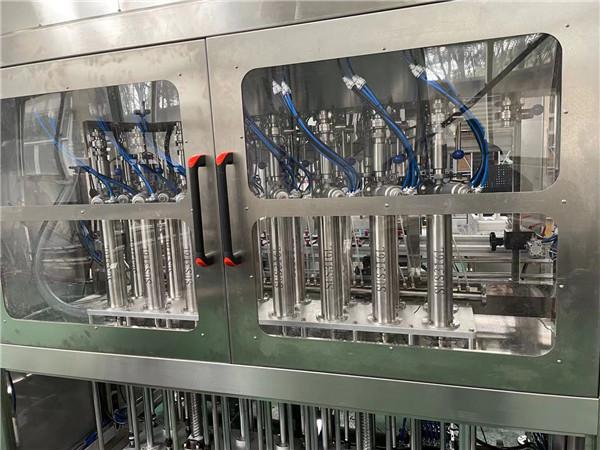 Automatic Piston Filling Machine Details