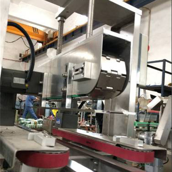 Automatic Press Snap Capping Machine Details