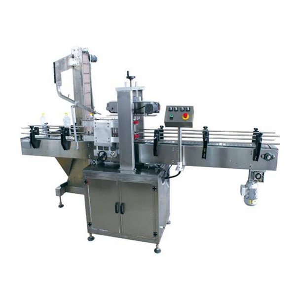 Automatic Press Snap Capping Machine