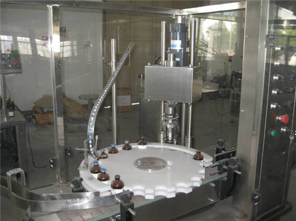 Automatic ROPP Capping Machine Details