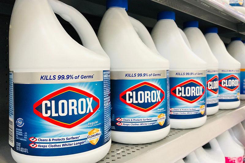Clorox Brand Bleach