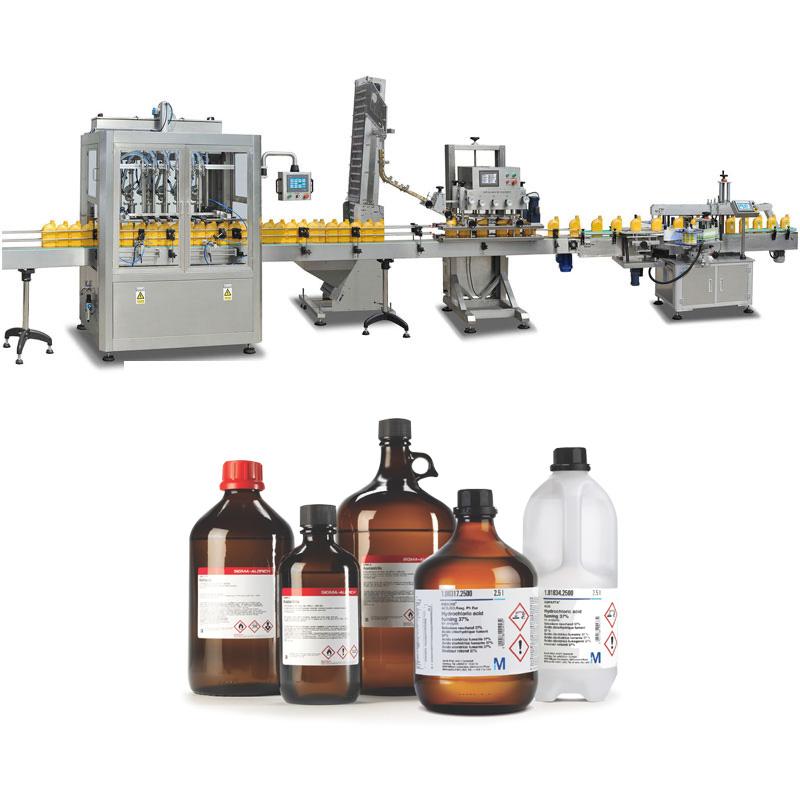 Corrosive Liquid Filling Machine
