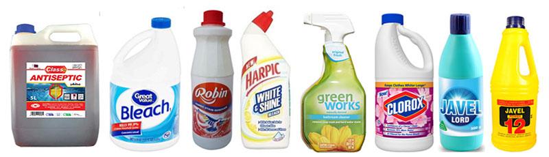 Corrosive Liquid