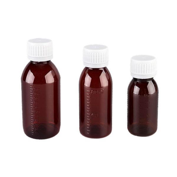 Cough Syrup Bottles