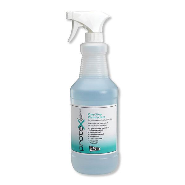 Disinfectant Bottle