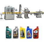 Engine / Motor Oil Filling Machine