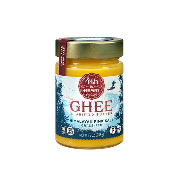 Ghee Jar No.4