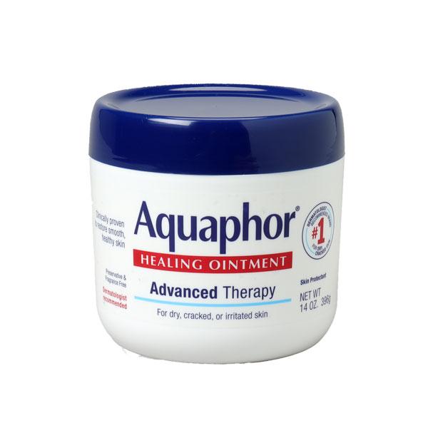 Healing Ointment Jar