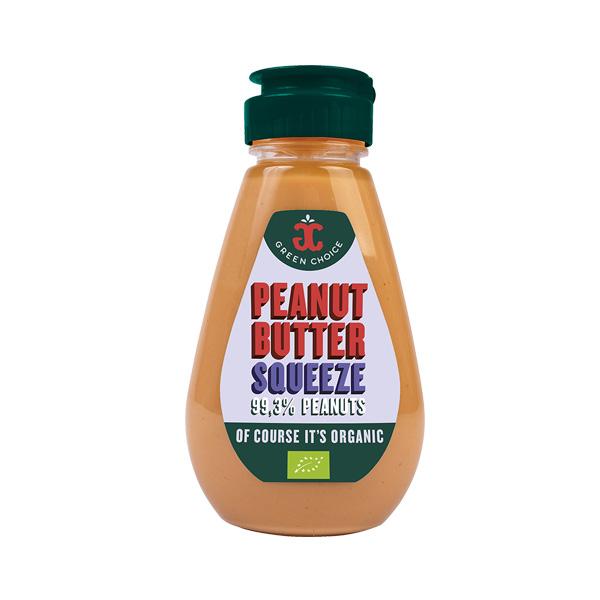 Peanut Butter Squeeze Bottle
