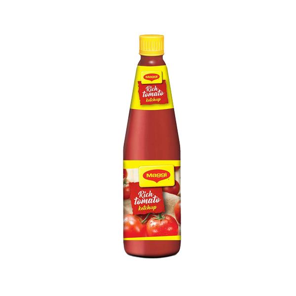 Plastic Tomato Sauce Bottle