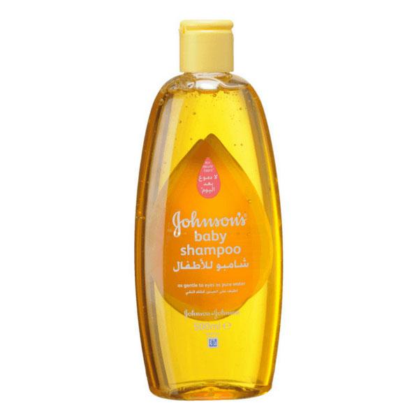 Shampoo Bottle With Flip-Top Cap
