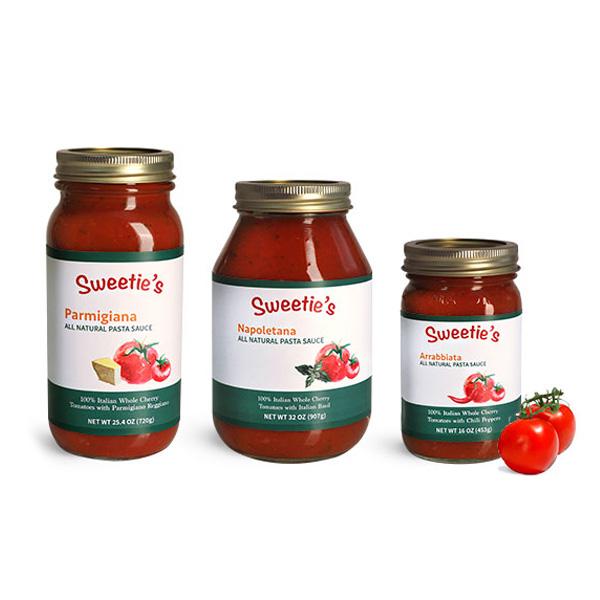 Tomato Sauce Mayberry Jars