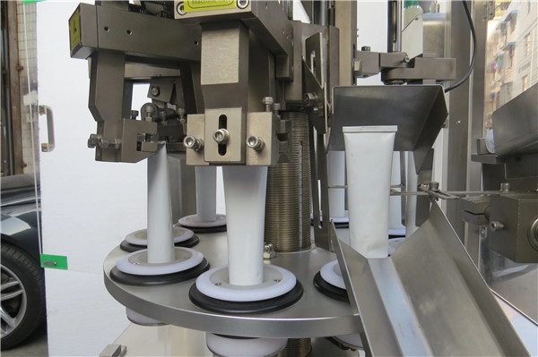 Tube Filling And Sealing Machine Details