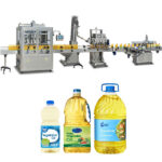 Vegetable Oil Filling Machine: The Selection Guide