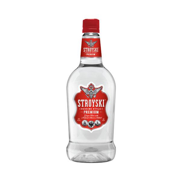 Vodka Wine Bottle
